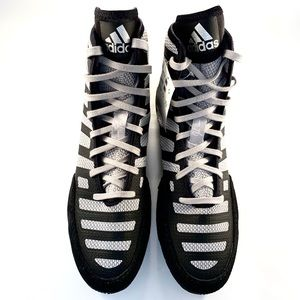 Adidas Varner Wrestling Lutte Size 4 New